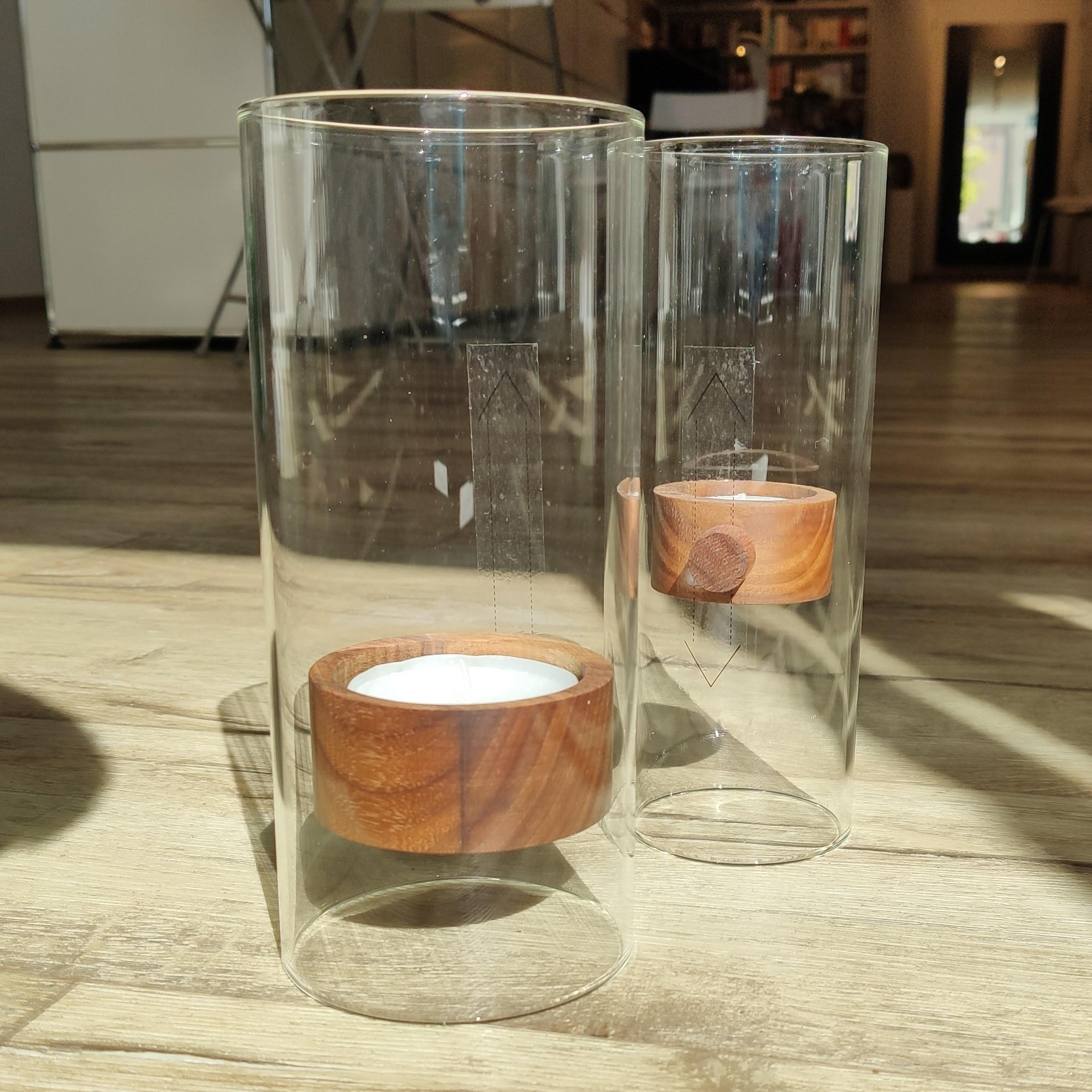 LIFT Teelichthalter