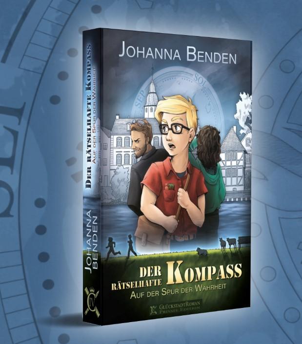 Der rätselhafte Kompass - Cover
