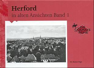 Herford in alten Ansichten Bd1