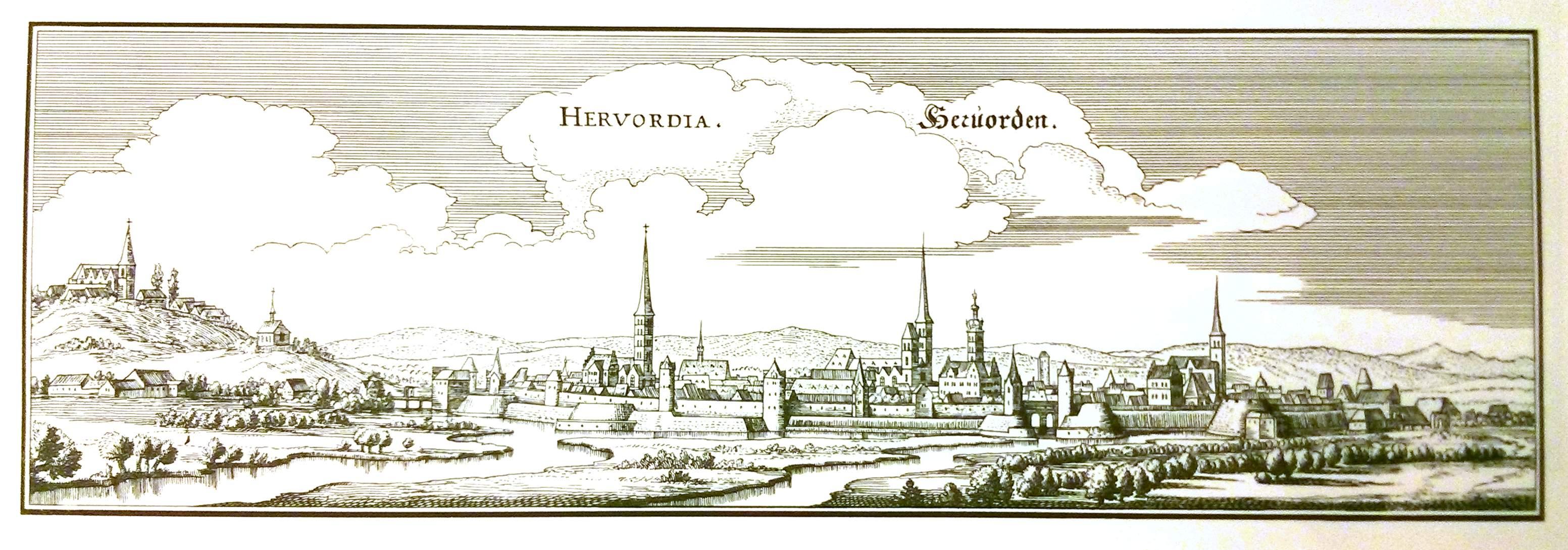 Merian-Stich Herford