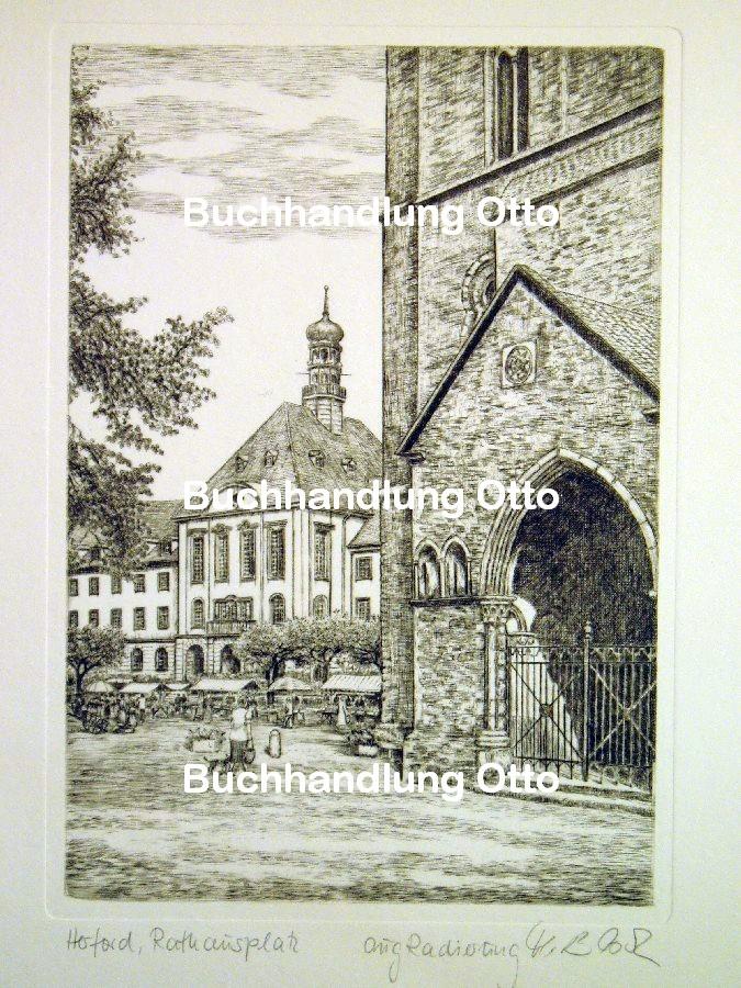 Herford, Rathausplatz