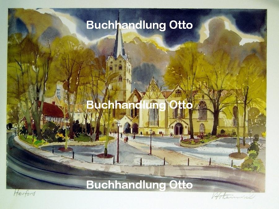 Münsterkirchplatz, Herford