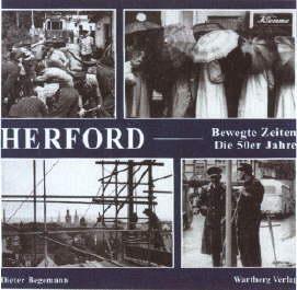 Herford - Bewegte Zeiten