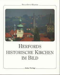 Herfords historische Kirchen im Bild