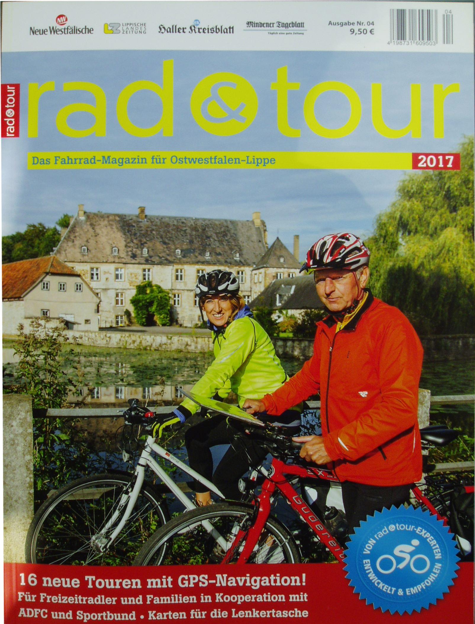 Rad & Tour 2017 (Nr. 4)