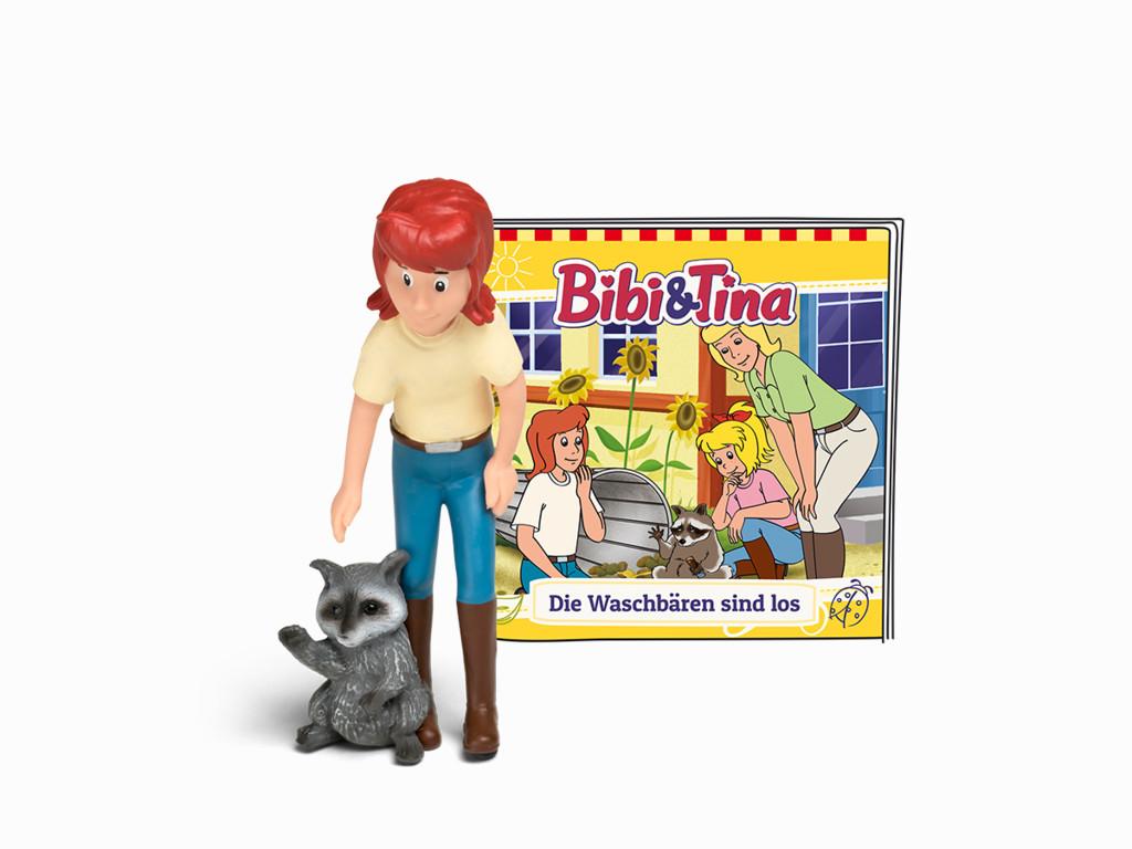 Bibi & Tina - Die Waschbären sind los