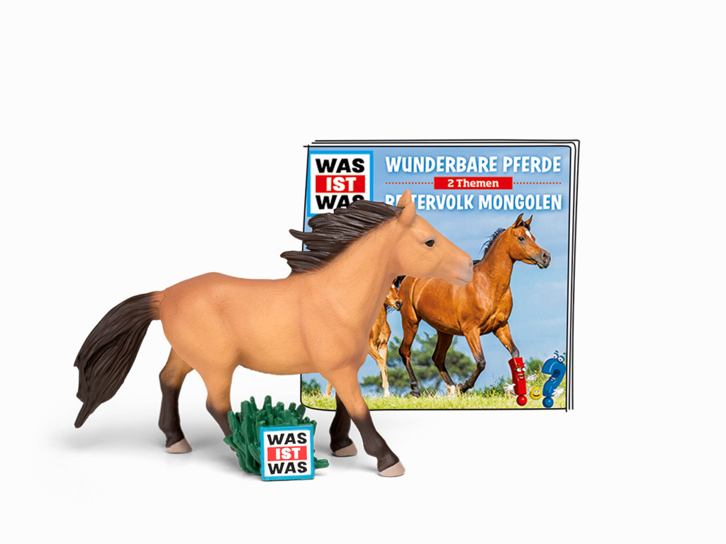 Was ist Was - Wunderbare Pferde