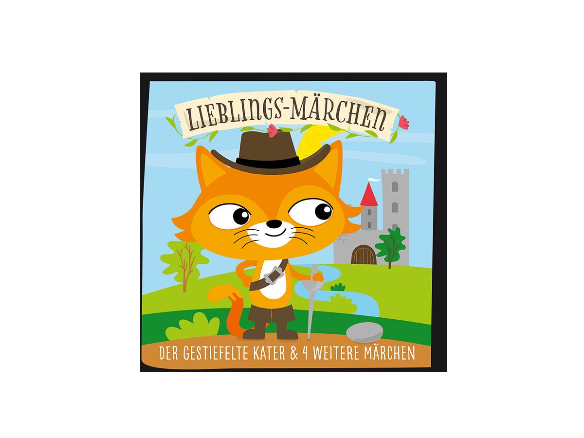 Lieblings-Märchen - Cover