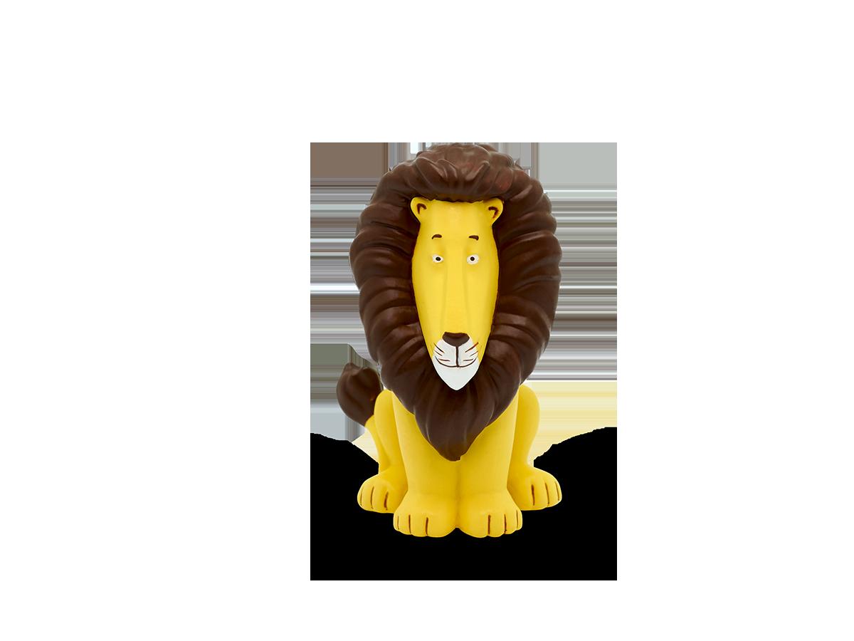 Der glückliche Löwe - Cover