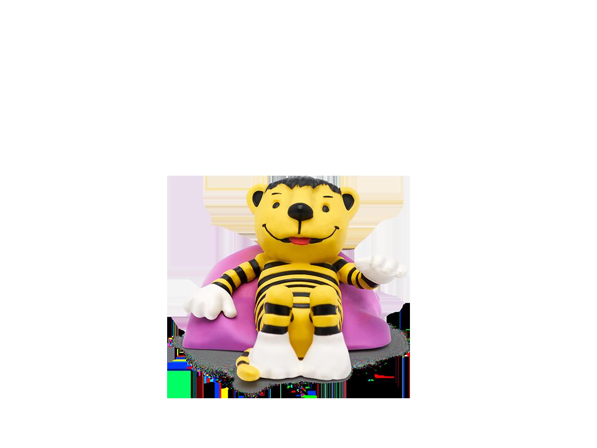 Als Tiger und Bär beinahe das Beste verpassten.