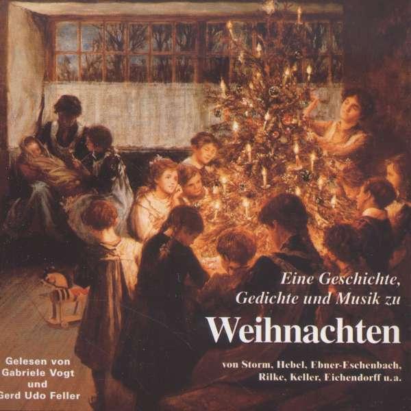 Eine Geschichte, Gedichte und Musik zu Weihnachten