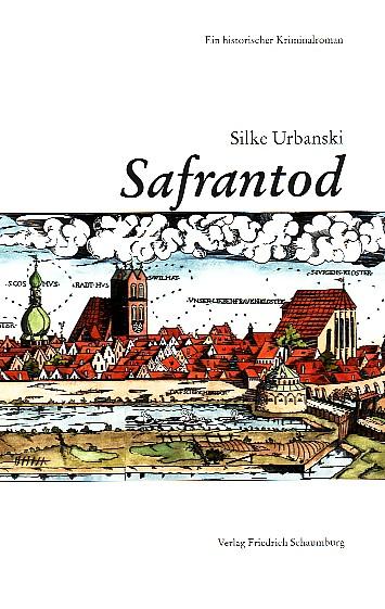 Safrantod. - Cover