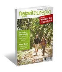 freizeitguide euregio spezial: Wandern & Einkehren 2020