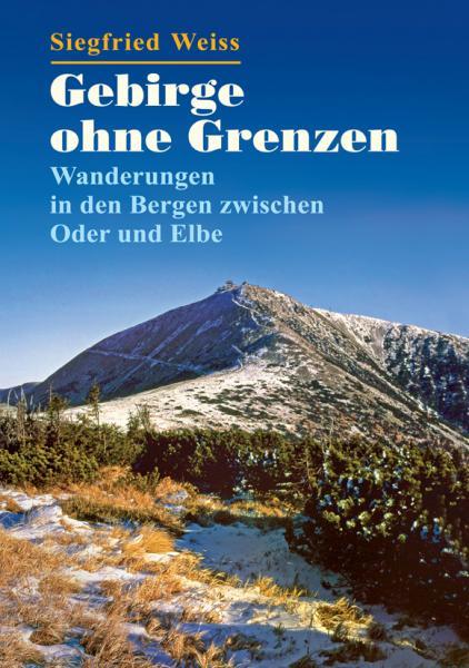 Gebirge ohne Grenzen - Cover