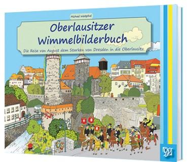 Oberlausitzer Wimmelbilderbuch