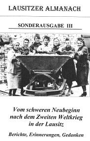 Lausitzer Almanach Sonderausgabe III