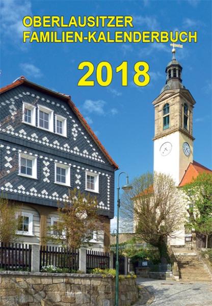 Oberlausitzer Familien-Kalenderbuch 2018