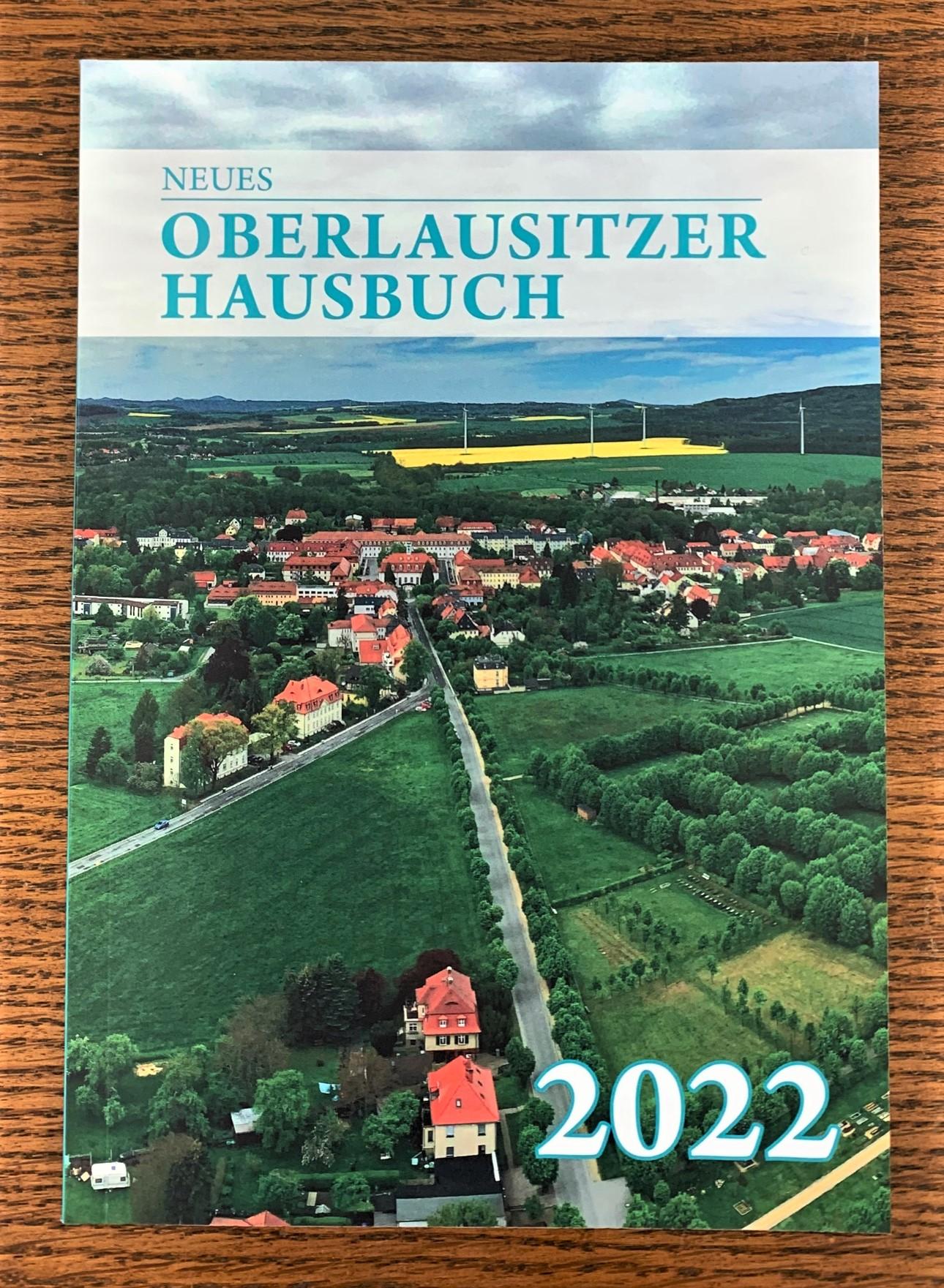 Neues Oberlausitzer Hausbuch 2022 - Cover