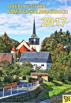 Oberlausitzer Familien-Kalenderbuch 2017
