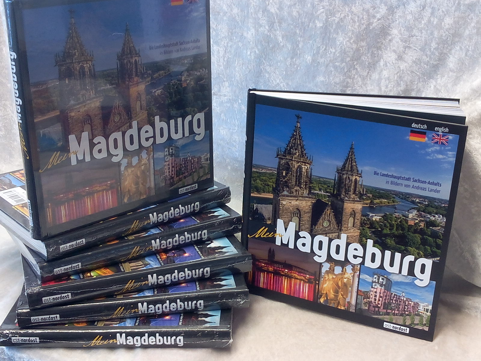 Mein Magdeburg - Cover