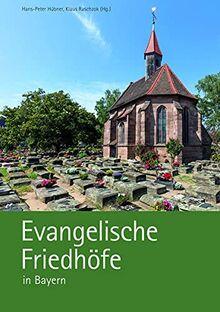 Evangelische Friedhöfe in Bayern - Cover