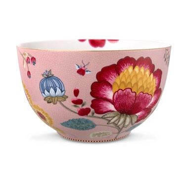 Bowl Fantasy Pip Studio pink