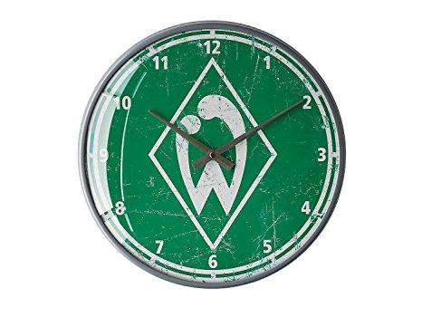 Werder Bremen Wanduhr