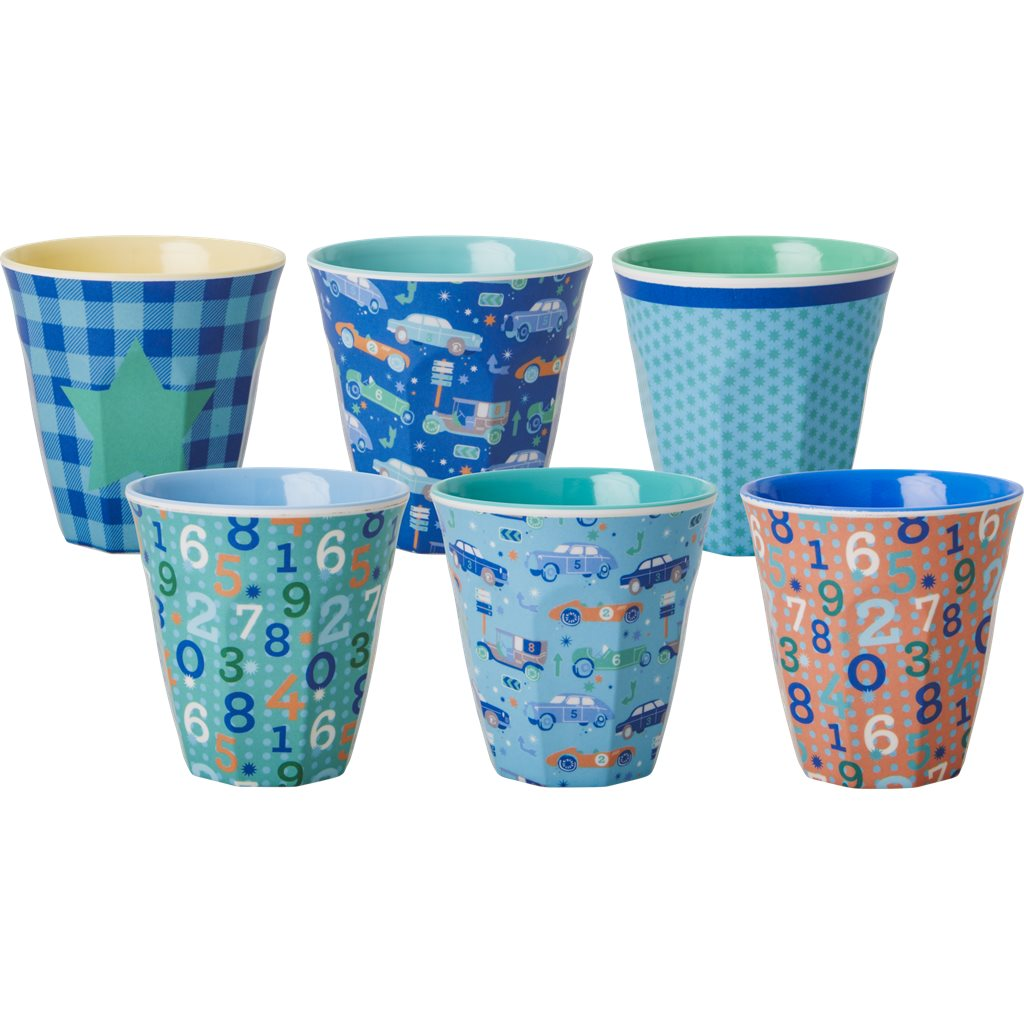 Melamine Cups, small RICE