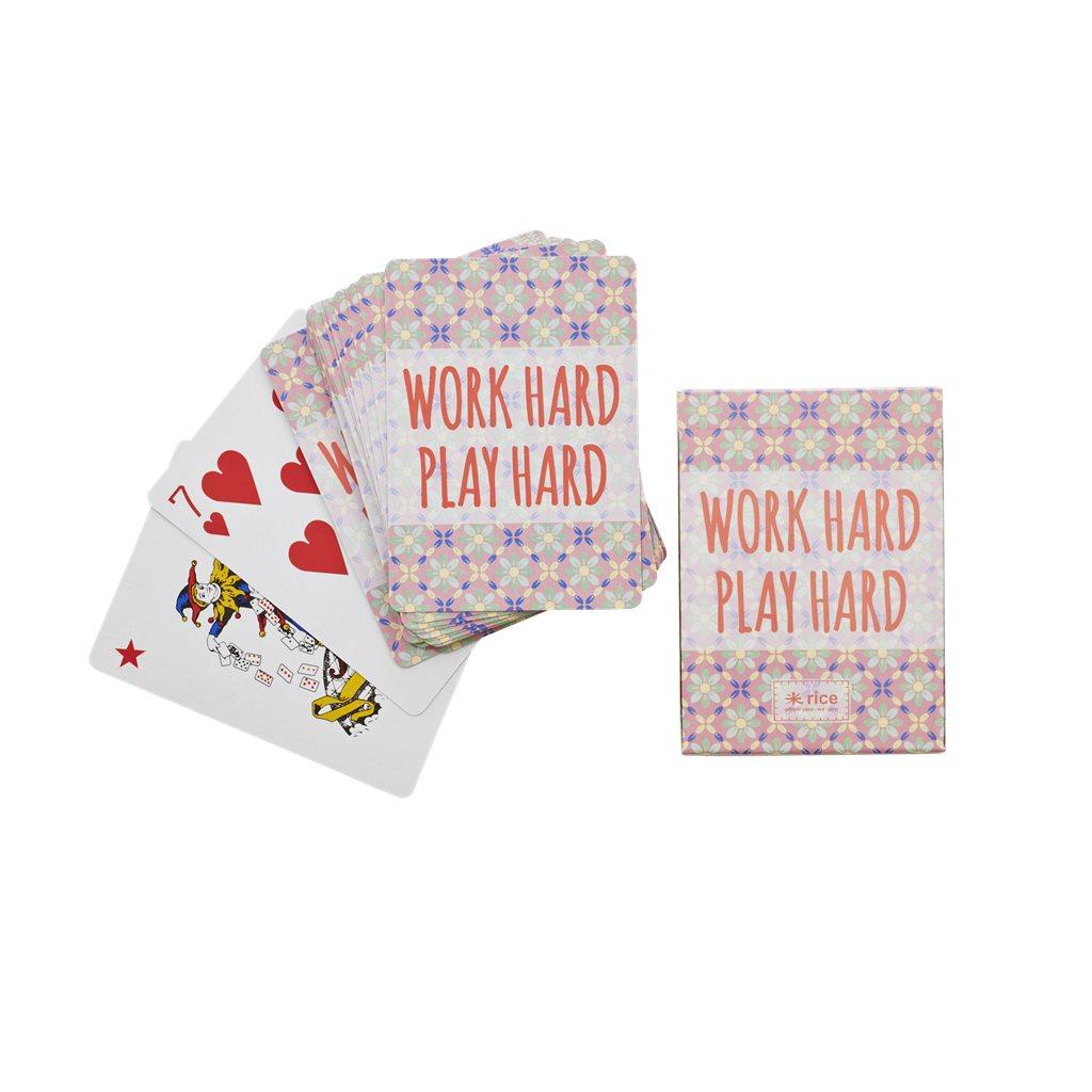 Spielkarten RICE
