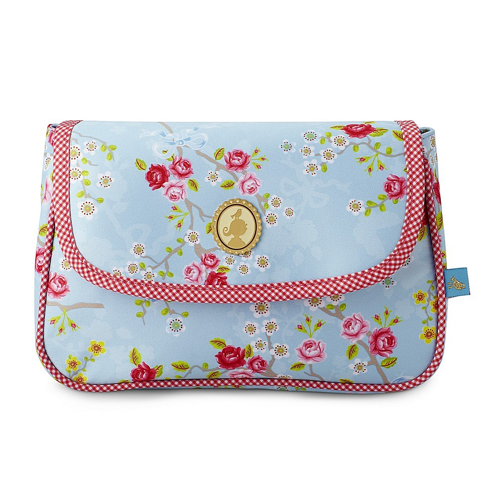 Kosmetiktasche Pip Studio chinese rose blue