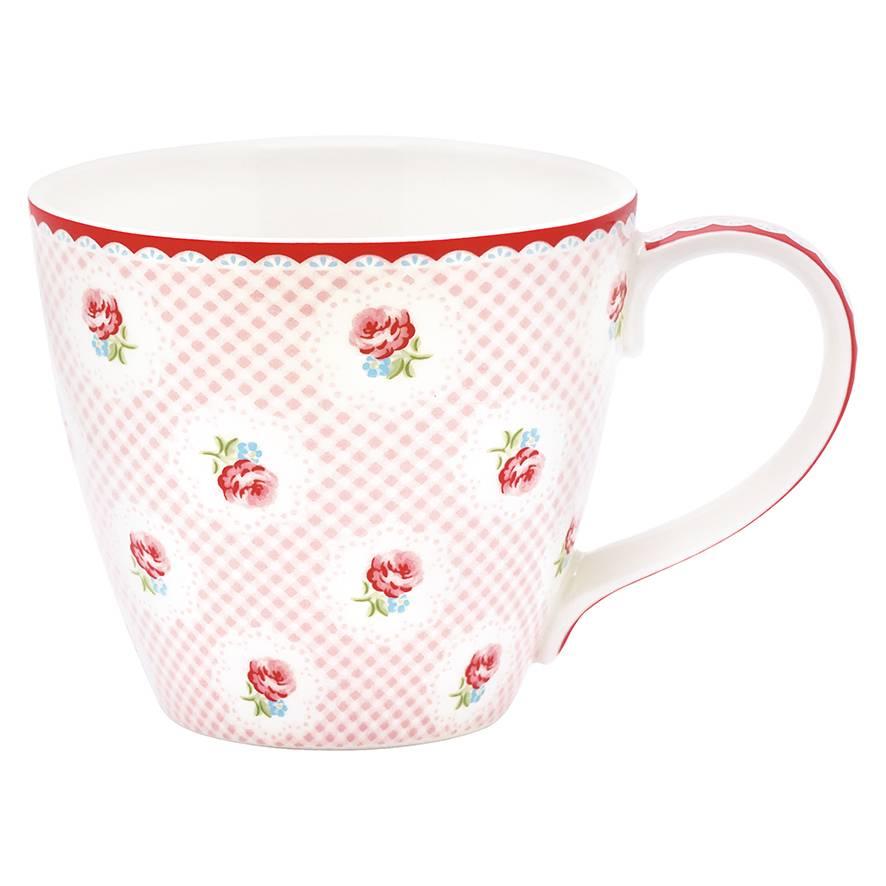 Mug Tammie pale pink Greengate