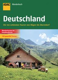ADAC Wanderbuch Deutschland