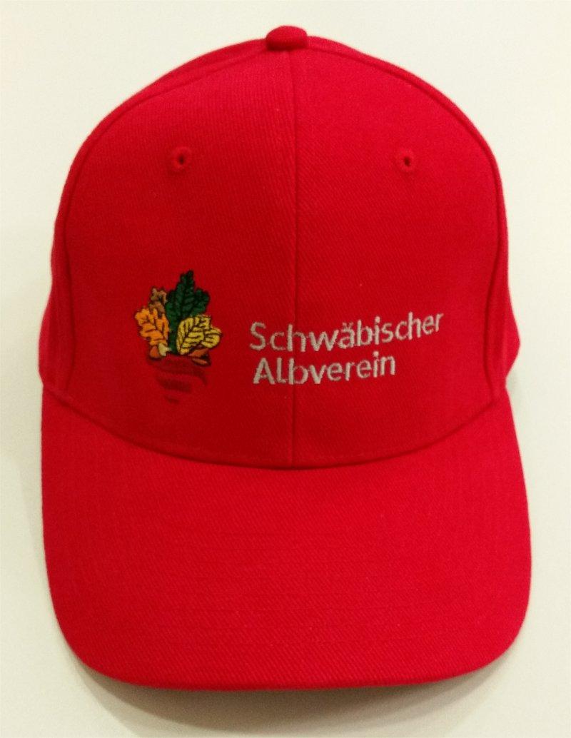 AV-Baumwollmütze Rot