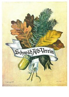 AV-Postkarte Tradition