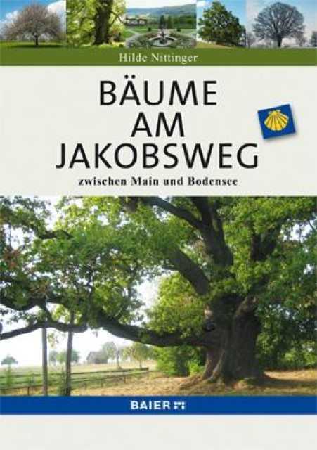 Bäume am Jakobsweg