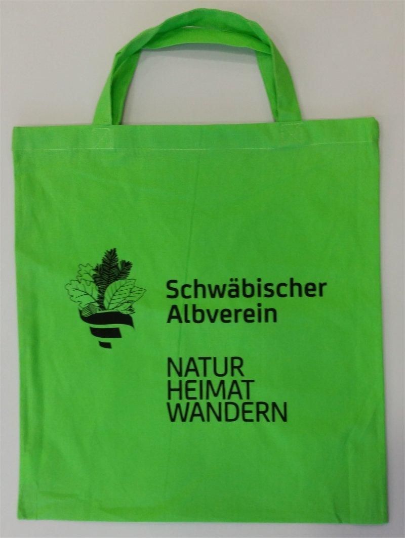 AV-Baumwolltasche Natur-Heimat-Wandern