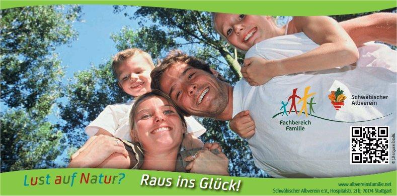 Beitrittskarte Familien im Albverein