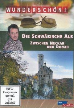 Die Schwäbische Alb zwischen Neckar und Donau