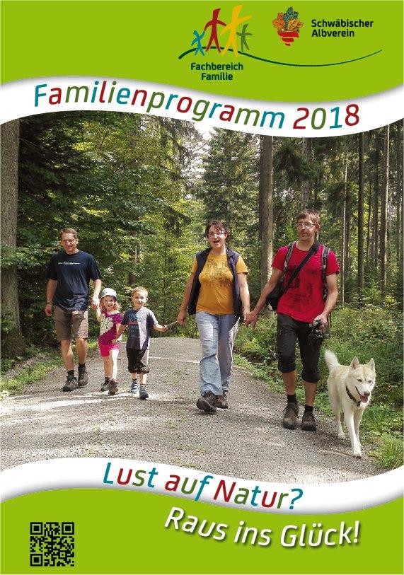 Familienprogramm 2018