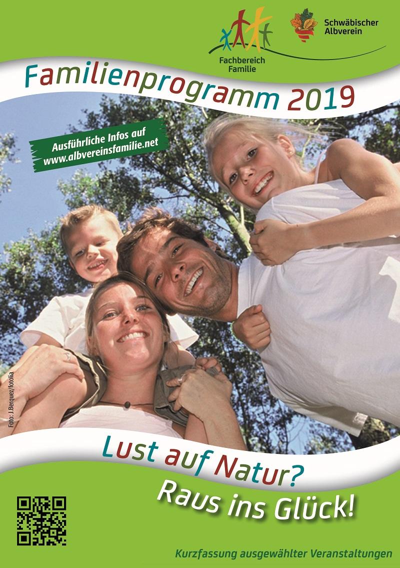 Familienprogramm 2019 (Kurzfassung)
