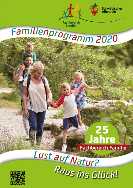 Familienprogramm 2020