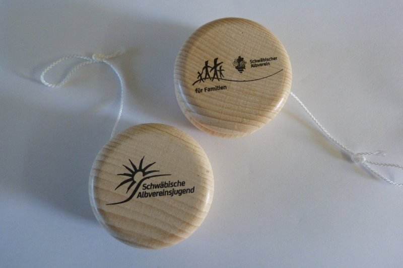 Holz-Jojo Albvereinsjugend/Familien im Albverein