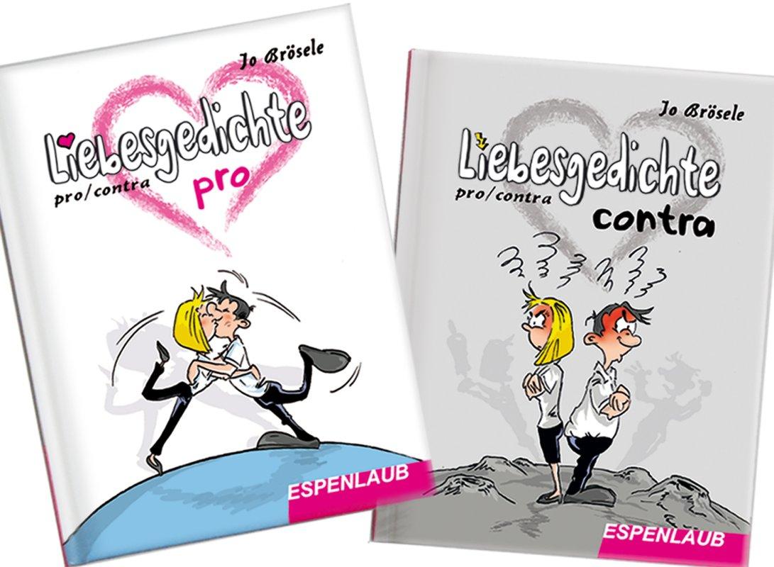 Liebesgedichte pro / contra