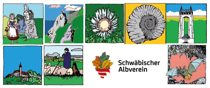 Panoramagrußkarte AV-Kollektion