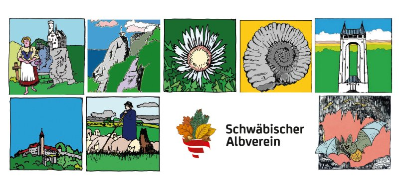 Panoramapostkarte AV-Kollektion