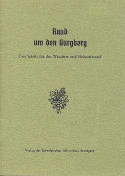 Rund um den Burgberg
