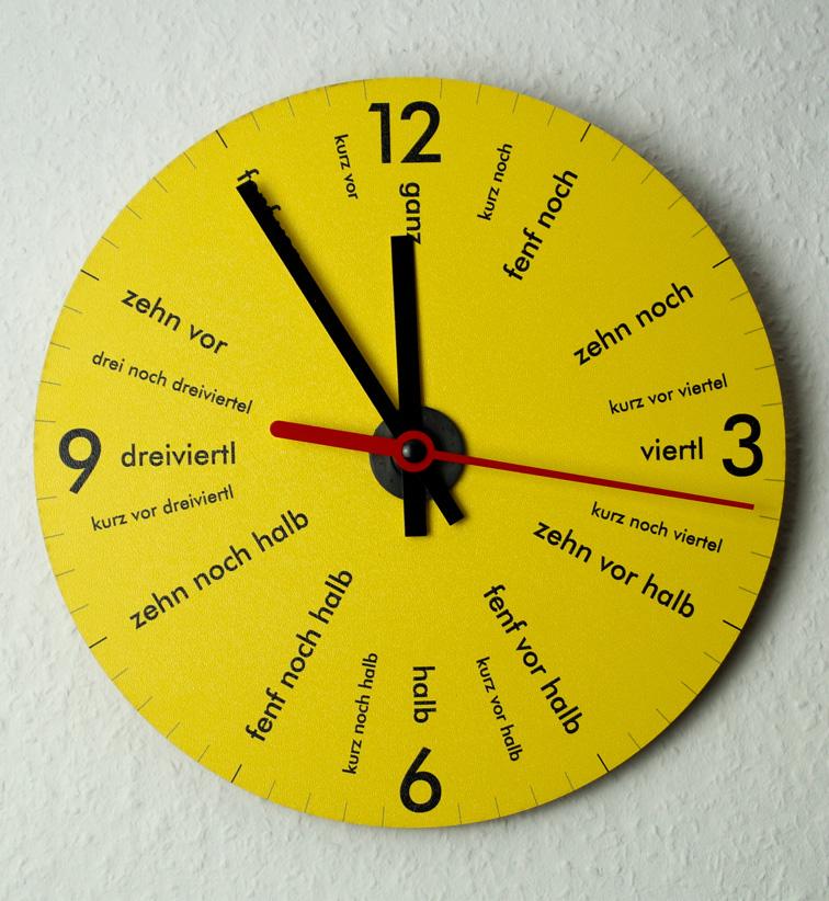 Schwaben Uhr