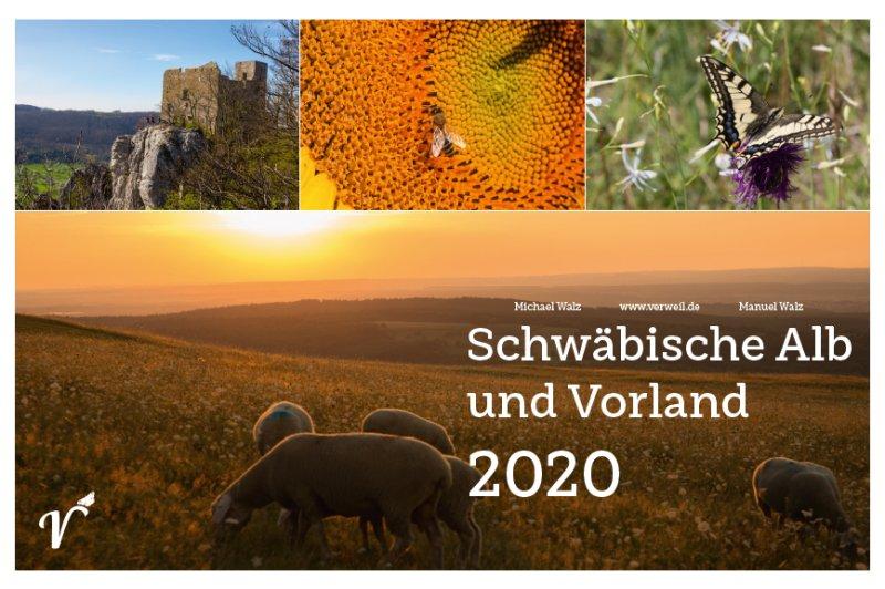 Schwäbische Alb und Vorland 2020