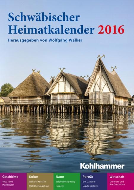 Schwäbischer Heimatkalender 2016