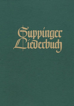 Suppinger Liederbuch